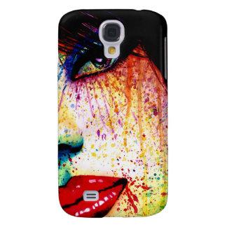 As The Dust Settles - Pop Art Portrait Samsung Galaxy S4 Case