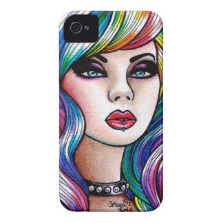 As The Dust Settles - Pop Art Portrait iPhone 4 Case