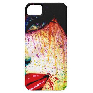As The Dust Settles - Pop Art Portrait iPhone SE/5/5s Case