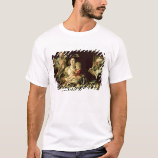 As the Old Sing, so the Young Pipe, 1638 T-Shirt