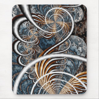 As The Path Unfolds Mouse Pad