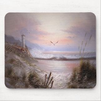 As The Sunets Mouse Pad
