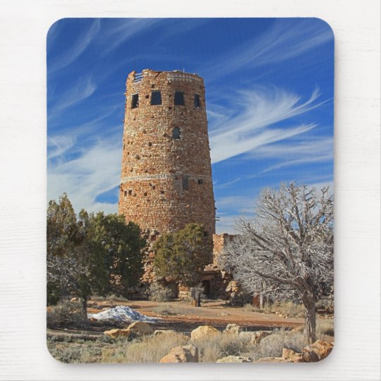 As the Wind Blows Mouse Pad