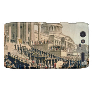 As They Appeared Participating in the Inauguration Droid RAZR Covers