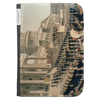 As They Appeared Participating in the Inauguration Kindle 3 Case