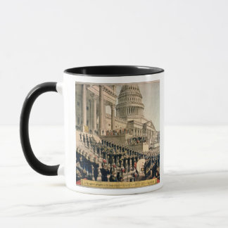 As They Appeared Participating in the Inauguration Mug