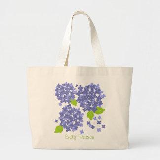 AS Tote Bag Blue Hydrangea