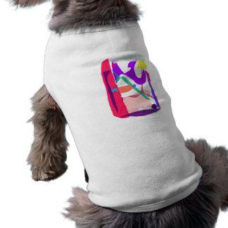 As Usual Dog Tee Shirt
