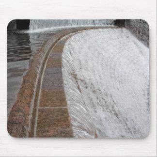As Water Falls Mousepad