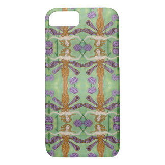 As Wise As The Dragonflies Art iPhone 7 Case