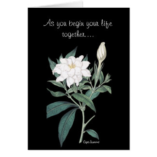 As You Begin Your Life Together Card