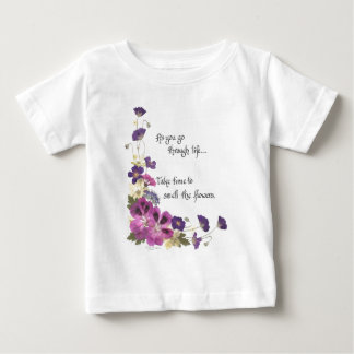 As you go.jpg baby T-Shirt