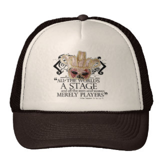 As You Like It Quote Trucker Hat