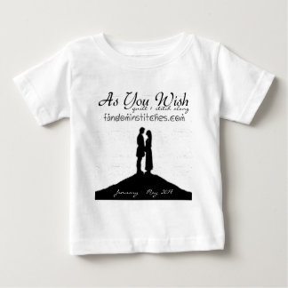As You Wish Quilt & Stitch Along 2014 Baby T-Shirt