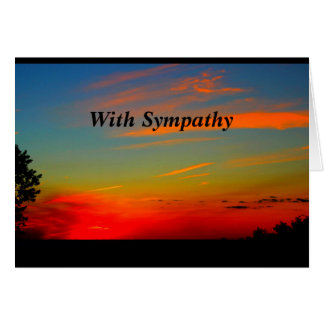 As Your Loved One Is Welcomed Into Heaven Sympathy Card