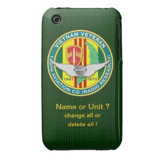 ASA 146th Avn (RR) Pilot iPhone 3 Cover