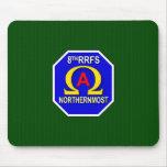 ASA 8RRFS 1 TAPETES DE RATON