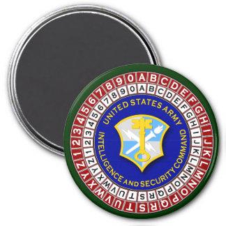 ASA Cipher Wheel 3 Magnet