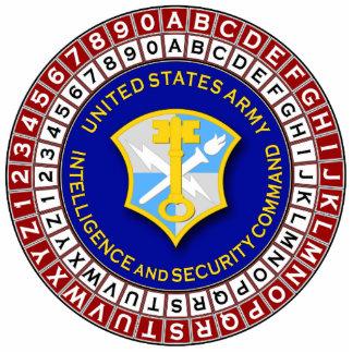 ASA Cipher Wheel 3 Statuette