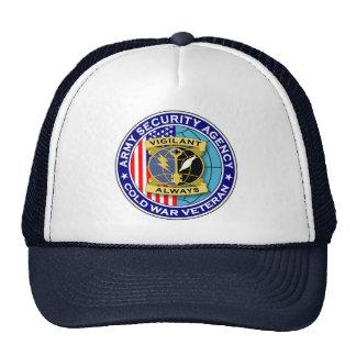 ASA Cold War Vet 2 Trucker Hats
