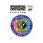 ASA Cold War Veteran 1 Postage Stamp