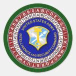 ASA CWINSCOM s Sticker