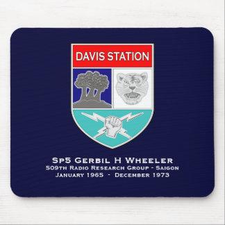 ASA Davis Station 1 Mouse Pad