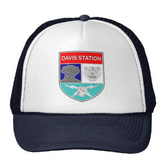 ASA Davis Station 1 Trucker Hat