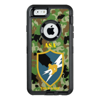 ASA  (In GOD We Trust, all others we Monitor) OtterBox iPhone 6/6s Case
