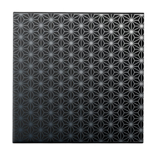 Asa-no-ha Ceramic Tile