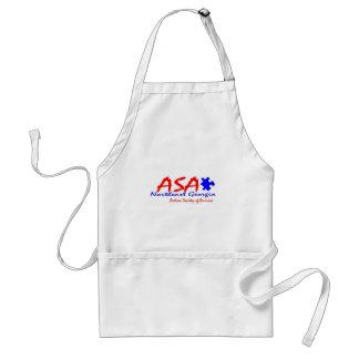 ASA Northeast Georgia Adult Apron