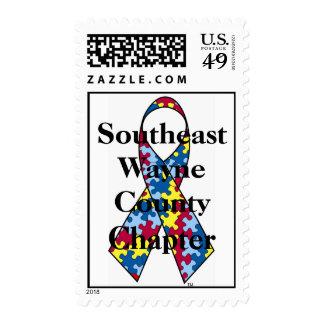 ASA-SE-WCC Ribbon Postage