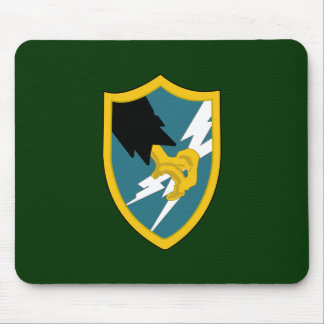 ASA Shoulder Patch 1 Mouse Pad