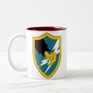 ASA Shoulder Patch 1 Two-Tone Coffee Mug