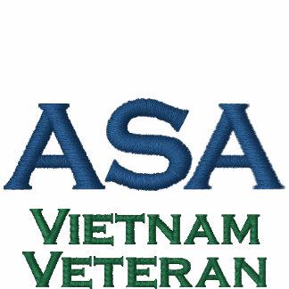 ASA Vietnam Veteran 4 Polo