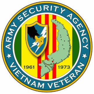 ASA Vietnam Veteran Cutout