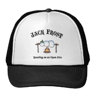 Asación de Jack Frost Gorros Bordados