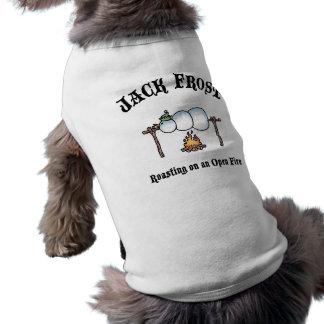 Asación de Jack Frost Playera Sin Mangas Para Perro