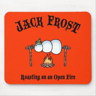 Asación de Jack Frost Tapete De Raton
