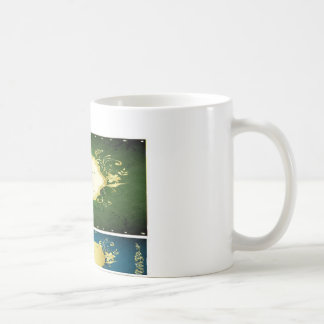 Asadal Golden Frames design Coffee Mug