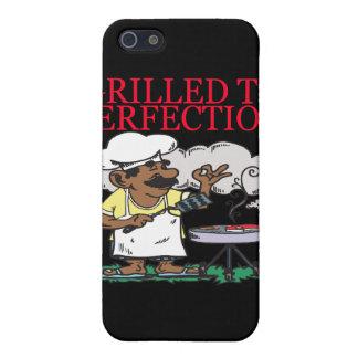 Asado a la parrilla a la perfección iPhone 5 coberturas