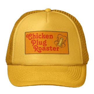 Asador 2 del granjero gorras de camionero