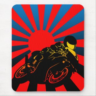 Asahi day motorcycle