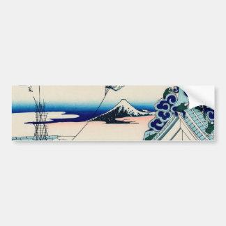 Asakusa Hongan-ji Bumper Sticker