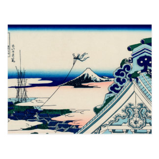 Asakusa Hongan Post Cards