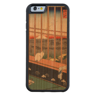 Asakusa Ricefields and Torinomachi Festival. Carved Cherry iPhone 6 Bumper Case