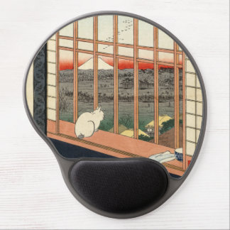 Asakusa Ricefields and Torinomachi Festival. Gel Mouse Pad
