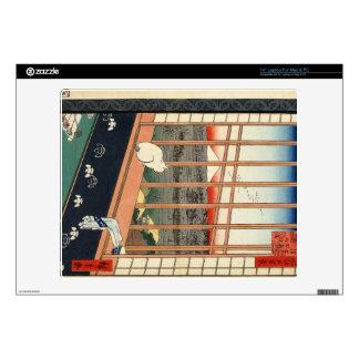Asakusa Ricefields and Torinomachi Festival. Laptop Decals