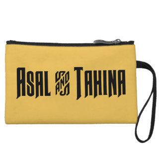 Asal & Tahina Wristlet Wallet
