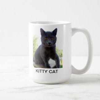 Asalte con la foto del gato y redacta el CAT del Taza Clásica